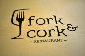 fork and cork